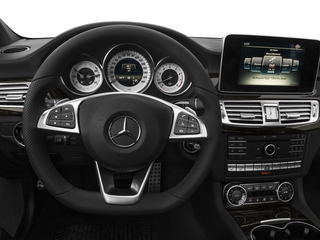 2015 Mercedes-Benz CLS-Class Pictures CLS-Class Sedan 4D CLS550 V8 Turbo photos driver's dashboard