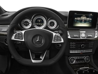 2015 Mercedes-Benz CLS-Class Pictures CLS-Class Sedan 4D CLS550 V8 Turbo photos full dashboard
