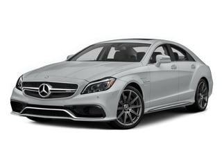2015 Mercedes-Benz CLS-Class Pictures CLS-Class Sedan 4D CLS63 AMG S AWD V8 photos side front view