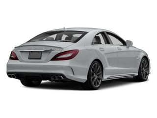 2015 Mercedes-Benz CLS-Class Pictures CLS-Class Sedan 4D CLS63 AMG S AWD V8 photos side rear view