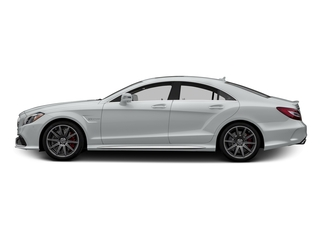 2015 Mercedes-Benz CLS-Class Pictures CLS-Class Sedan 4D CLS63 AMG S AWD V8 photos side view