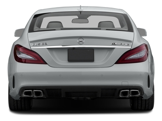 2015 Mercedes-Benz CLS-Class Pictures CLS-Class Sedan 4D CLS63 AMG S AWD V8 photos rear view