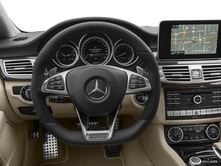 2015 Mercedes-Benz CLS-Class Pictures CLS-Class Sedan 4D CLS63 AMG S AWD V8 photos driver's dashboard