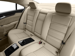 2015 Mercedes-Benz CLS-Class Pictures CLS-Class Sedan 4D CLS63 AMG S AWD V8 photos backseat interior