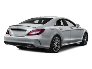 2015 Mercedes-Benz CLS-Class Pictures CLS-Class Sedan 4D CLS400 AWD V6 Turbo photos side rear view