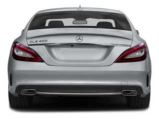 2015 Mercedes-Benz CLS-Class Pictures CLS-Class Sedan 4D CLS400 AWD V6 Turbo photos rear view