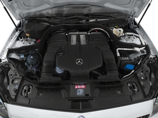 2015 Mercedes-Benz CLS-Class Pictures CLS-Class Sedan 4D CLS400 AWD V6 Turbo photos engine