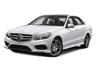 2015 Mercedes-Benz E-Class Pictures E-Class Sedan 4D E400 V6 Turbo photos side front view
