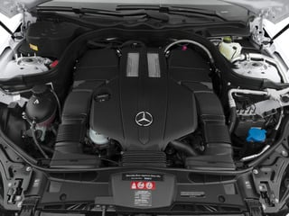 2015 Mercedes-Benz E-Class Pictures E-Class Sedan 4D E400 V6 Turbo photos engine
