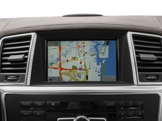 2015 Mercedes-Benz GL-Class Pictures GL-Class Utility 4D GL450 4WD V6 photos navigation system
