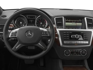 2015 Mercedes-Benz GL-Class Pictures GL-Class Utility 4D GL550 4WD V8 photos driver's dashboard