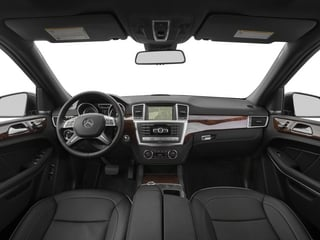 2015 Mercedes-Benz GL-Class Pictures GL-Class Utility 4D GL550 4WD V8 photos full dashboard