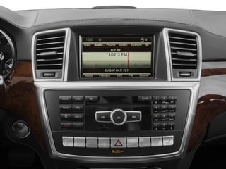 2015 Mercedes-Benz GL-Class Pictures GL-Class Utility 4D GL550 4WD V8 photos stereo system