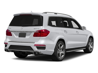2015 Mercedes-Benz GL-Class Pictures GL-Class Utility 4D GL63 AMG 4WD V8 photos side rear view