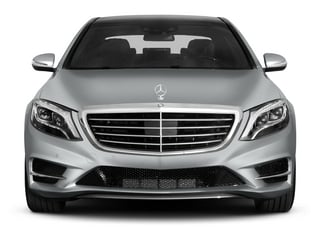 2015 Mercedes-Benz S-Class Pictures S-Class Sedan 4D S550 AWD V8 photos front view