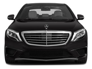 2015 Mercedes-Benz S-Class Pictures S-Class Sedan 4D S63 AMG AWD V8 Turbo photos front view