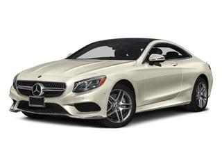 2015 Mercedes-Benz S-Class Pictures S-Class Coupe 2D S550 AWD V8 Turbo photos side front view