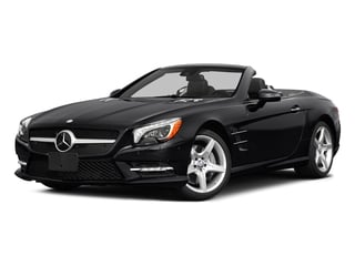 2015 Mercedes-Benz SL-Class Pictures SL-Class Roadster 2D SL550 V8 Turbo photos side front view