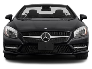 2015 Mercedes-Benz SL-Class Pictures SL-Class Roadster 2D SL550 V8 Turbo photos front view