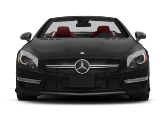2015 Mercedes-Benz SL-Class Pictures SL-Class Roadster 2D SL63 AMG V8 Turbo photos front view