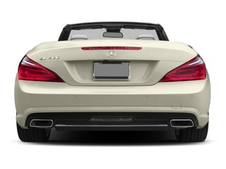 2015 Mercedes-Benz SL-Class Pictures SL-Class Roadster 2D SL400 V6 Turbo photos rear view