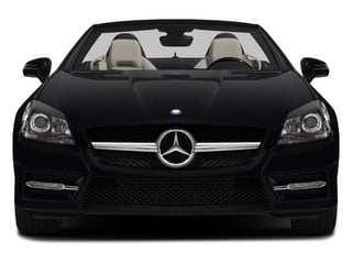 2015 Mercedes-Benz SLK-Class Pictures SLK-Class Roadster 2D SLK250 I4 Turbo photos front view