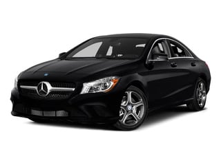 2015 Mercedes-Benz CLA-Class Pictures CLA-Class Sedan 4D CLA250 AWD I4 Turbo photos side front view