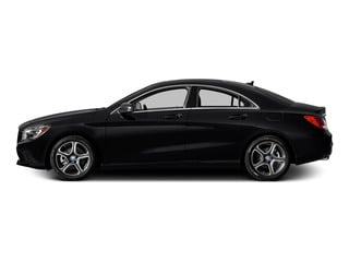 2015 Mercedes-Benz CLA-Class Pictures CLA-Class Sedan 4D CLA250 AWD I4 Turbo photos side view