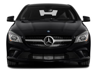 2015 Mercedes-Benz CLA-Class Pictures CLA-Class Sedan 4D CLA250 AWD I4 Turbo photos front view