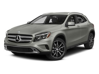 2015 Mercedes-Benz GLA-Class Pictures GLA-Class Utility 4D GLA250 AWD I4 Turbo photos side front view