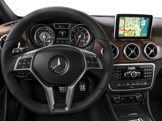 2015 Mercedes-Benz GLA-Class Pictures GLA-Class Utility 4D GLA45 AMG AWD I4 Turbo photos driver's dashboard