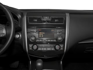 2015 Nissan Altima Pictures Altima Sedan 4D SL V6 photos stereo system