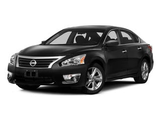 2015 Nissan Altima Pictures Altima Sedan 4D SV I4 photos side front view