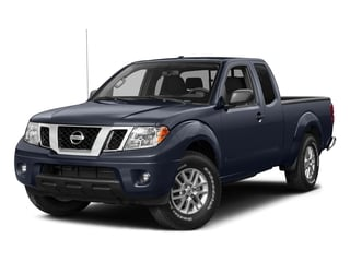 2015 Nissan Frontier Pictures Frontier King Cab PRO-4X 4WD photos side front view