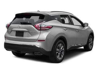 2015 Nissan Murano Pictures Murano Utility 4D S 2WD V6 photos side rear view