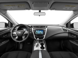 2015 Nissan Murano Pictures Murano Utility 4D S 2WD V6 photos full dashboard