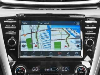 2015 Nissan Murano Pictures Murano Utility 4D S 2WD V6 photos navigation system