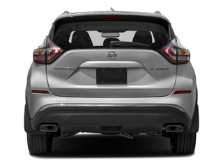 2015 Nissan Murano Pictures Murano Utility 4D Platinum 2WD V6 photos rear view