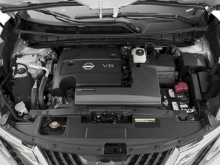 2015 Nissan Murano Pictures Murano Utility 4D Platinum 2WD V6 photos engine