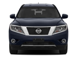 2015 Nissan Pathfinder Pictures Pathfinder Utility 4D S 4WD V6 photos front view
