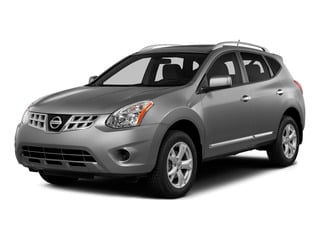 2015 Nissan Rogue Select Pictures Rogue Select Utility 4D S 2WD I4 photos side front view