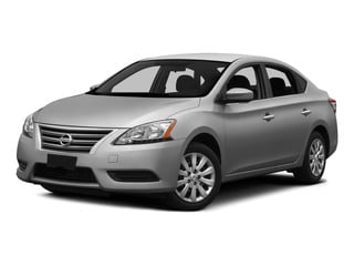 2015 Nissan Sentra Pictures Sentra Sedan 4D S I4 photos side front view