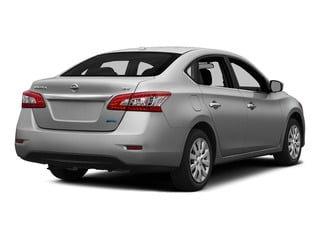 2015 Nissan Sentra Pictures Sentra Sedan 4D S I4 photos side rear view