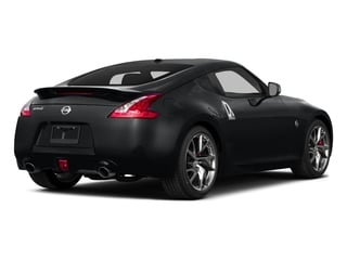 2015 Nissan 370Z Pictures 370Z Coupe 2D V6 photos side rear view