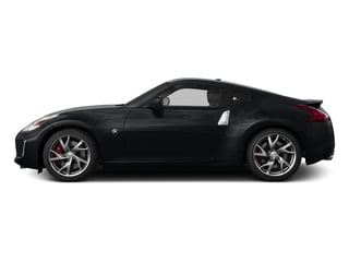 2015 Nissan 370Z Pictures 370Z Coupe 2D V6 photos side view