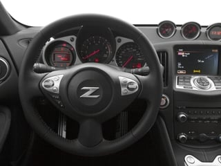 2015 Nissan 370Z Pictures 370Z Coupe 2D V6 photos driver's dashboard