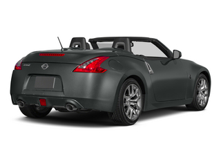 2015 Nissan 370Z Pictures 370Z Roadster 2D Touring Sport V6 photos side rear view