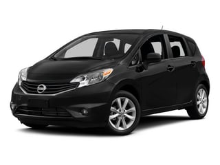 2015 Nissan Versa Note Pictures Versa Note Hatchback 5D Note S Plus I4 photos side front view