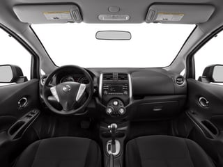 2015 Nissan Versa Note Pictures Versa Note Hatchback 5D Note S Plus I4 photos full dashboard