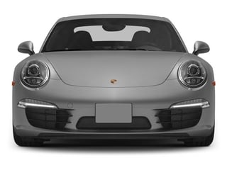 2015 Porsche 911 Pictures 911 2 Door Coupe photos front view